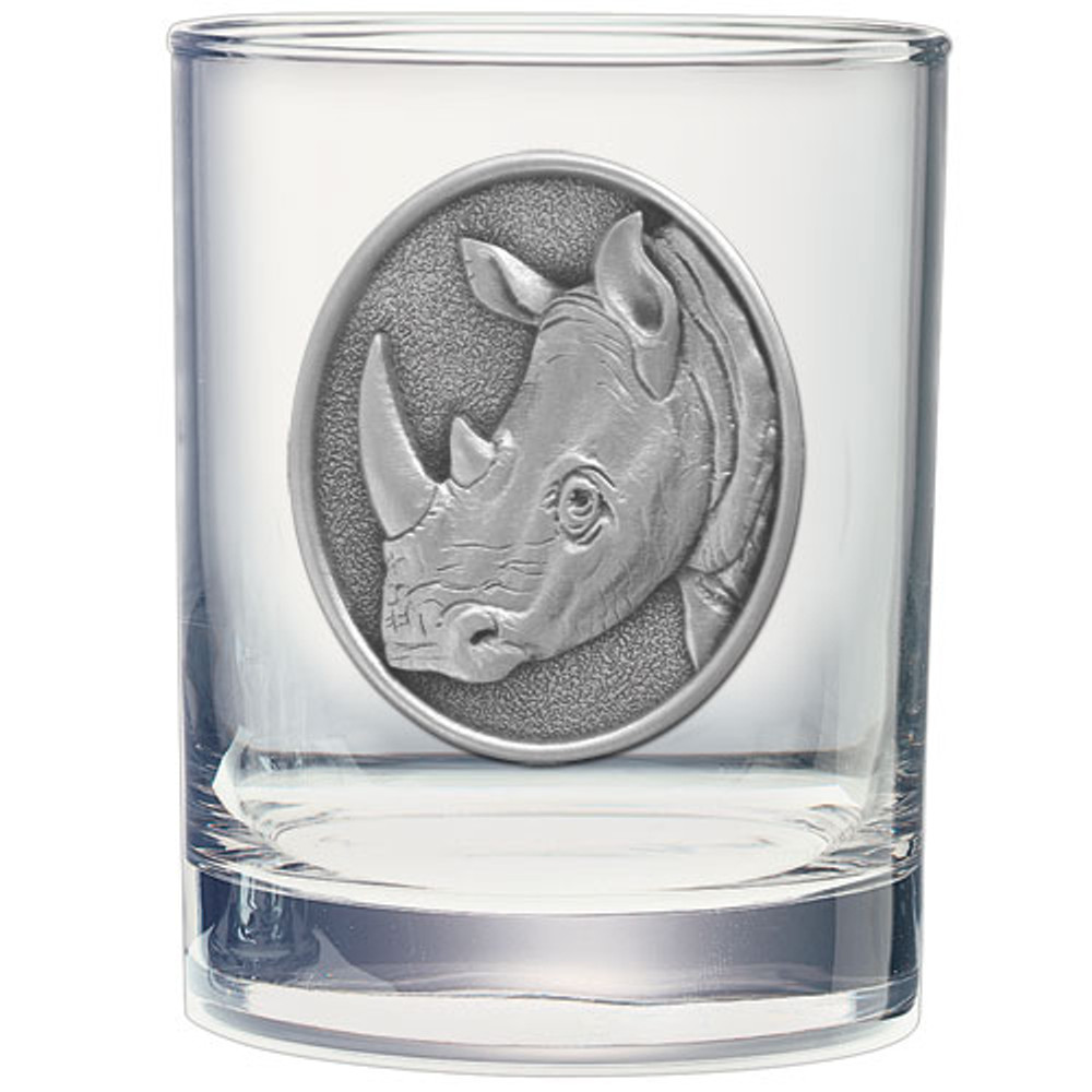 Rhino Capitol Decanter Boxed Set | Heritage Pewter | HPICPTB136 -2