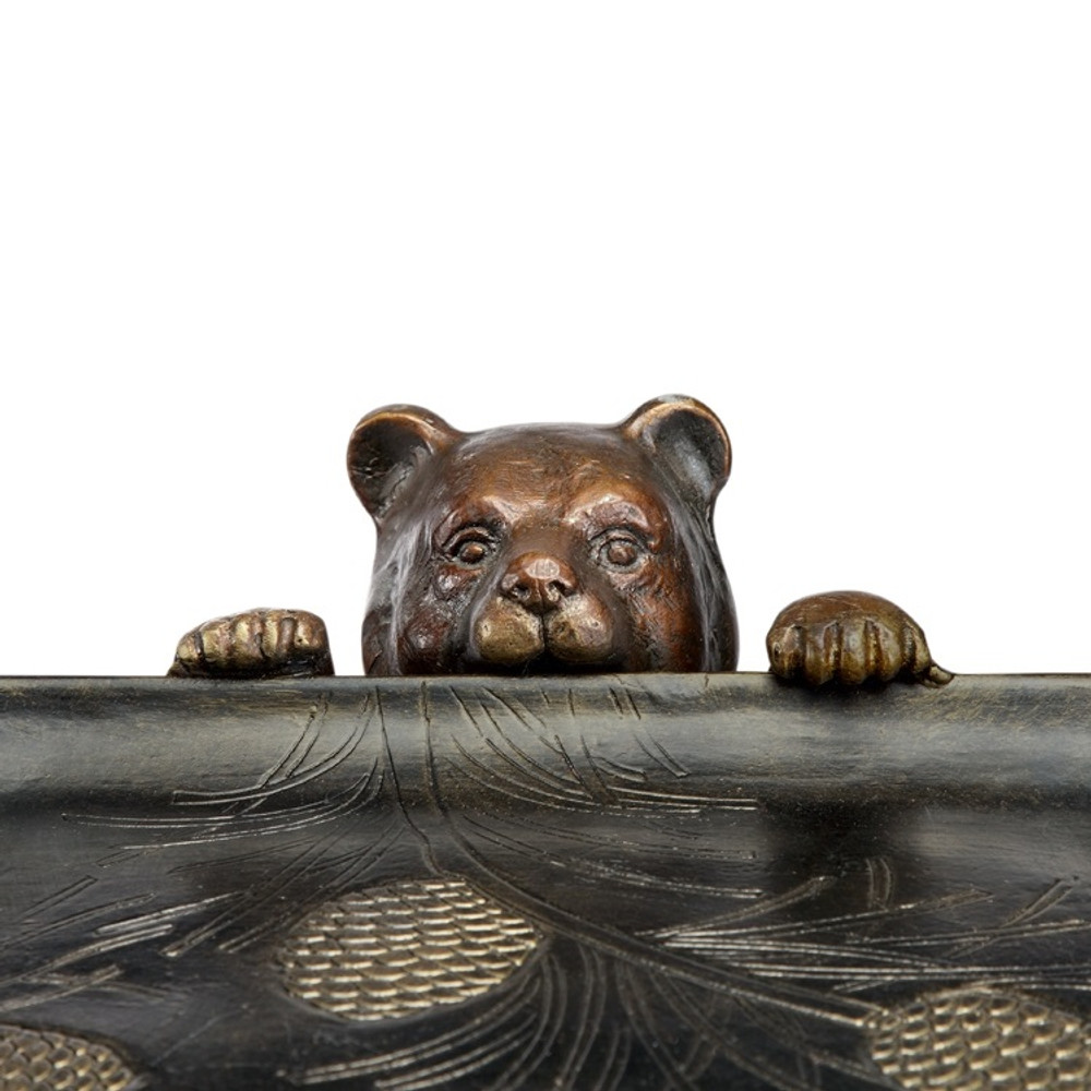 Bear End Table | 34425