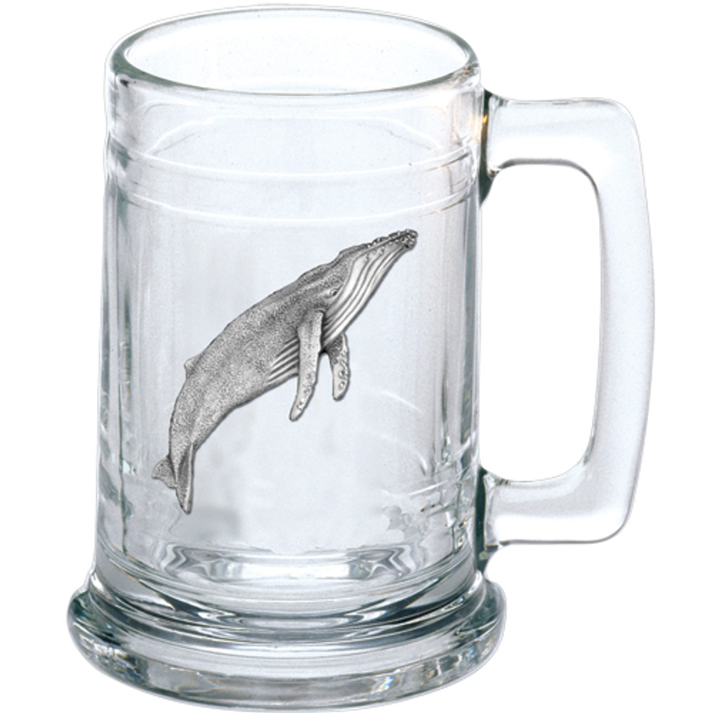 Humpback Whale Beer Stein Set of 2 | Heritage Pewter | HPIST3380 -2