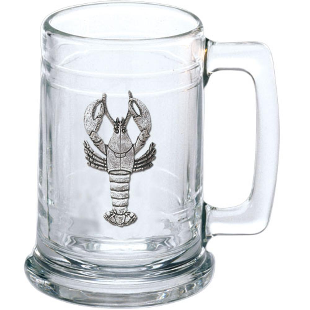Lobster Beer Stein Set of 2 | Heritage Pewter | HPIST4068 -2