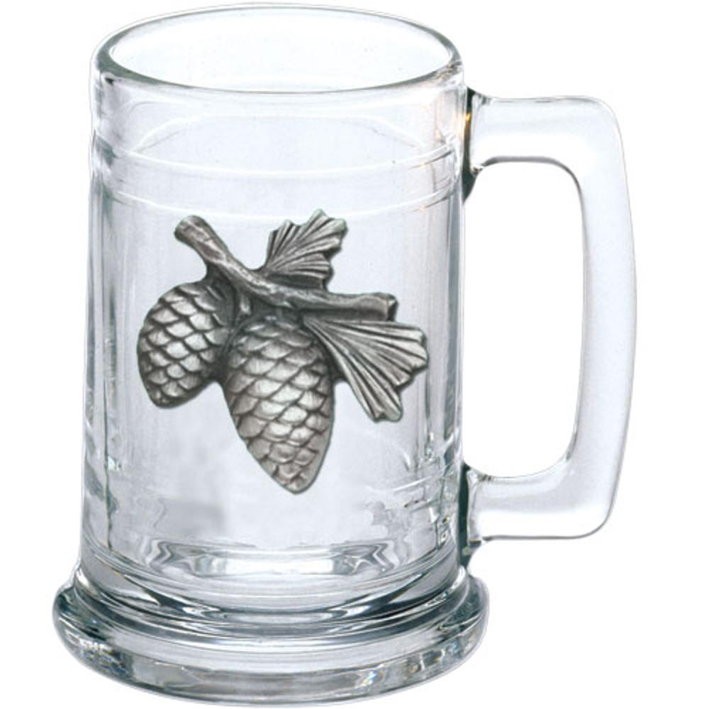 Pine Cone Beer Stein Set of 2 | Heritage Pewter | HPIST3022 -2