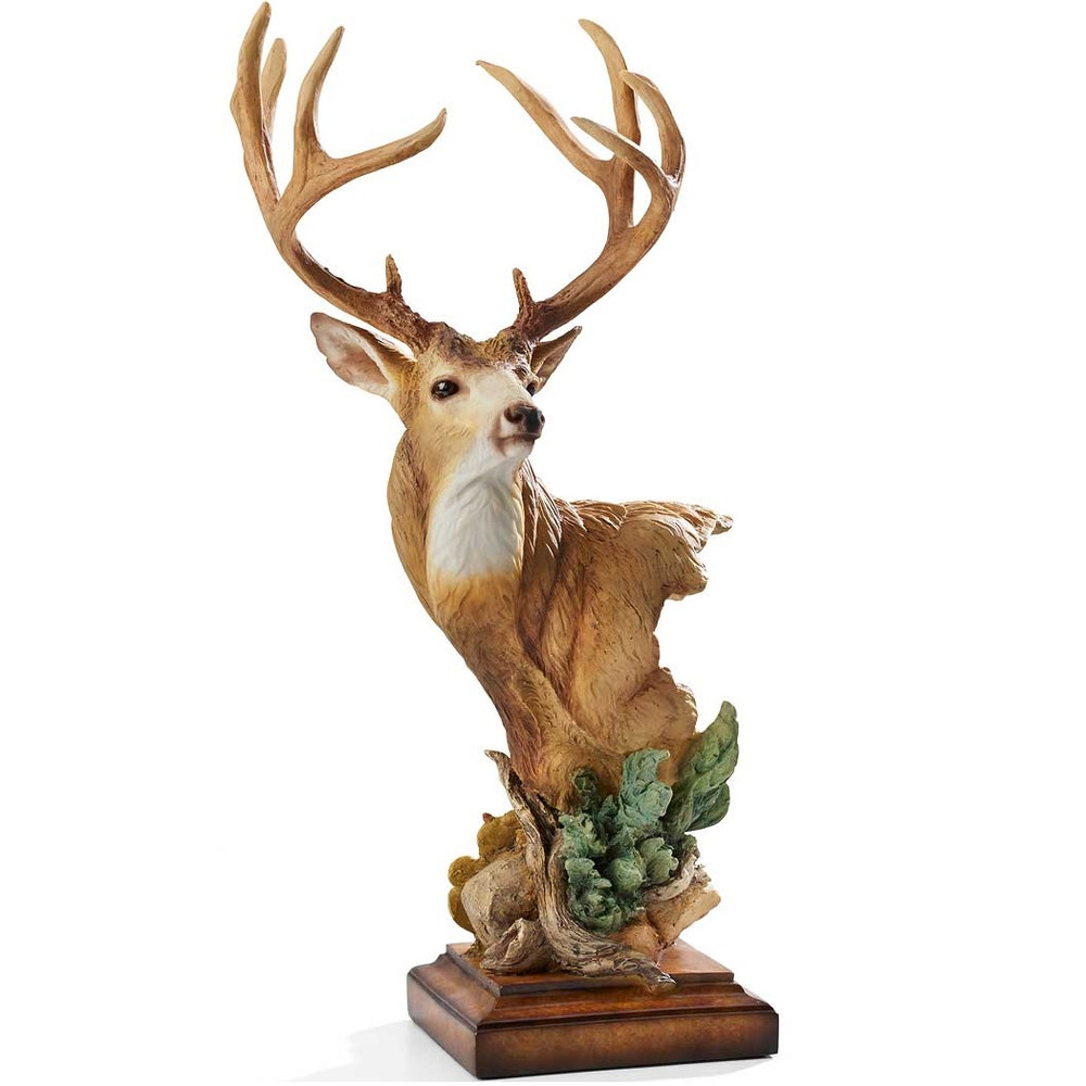 "Mule Deer Sculpture ""High Chaparral"" 