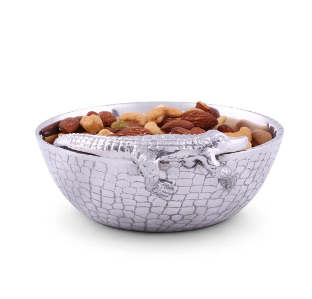 Alligator Bowl | Arthur Court Designs | 103820