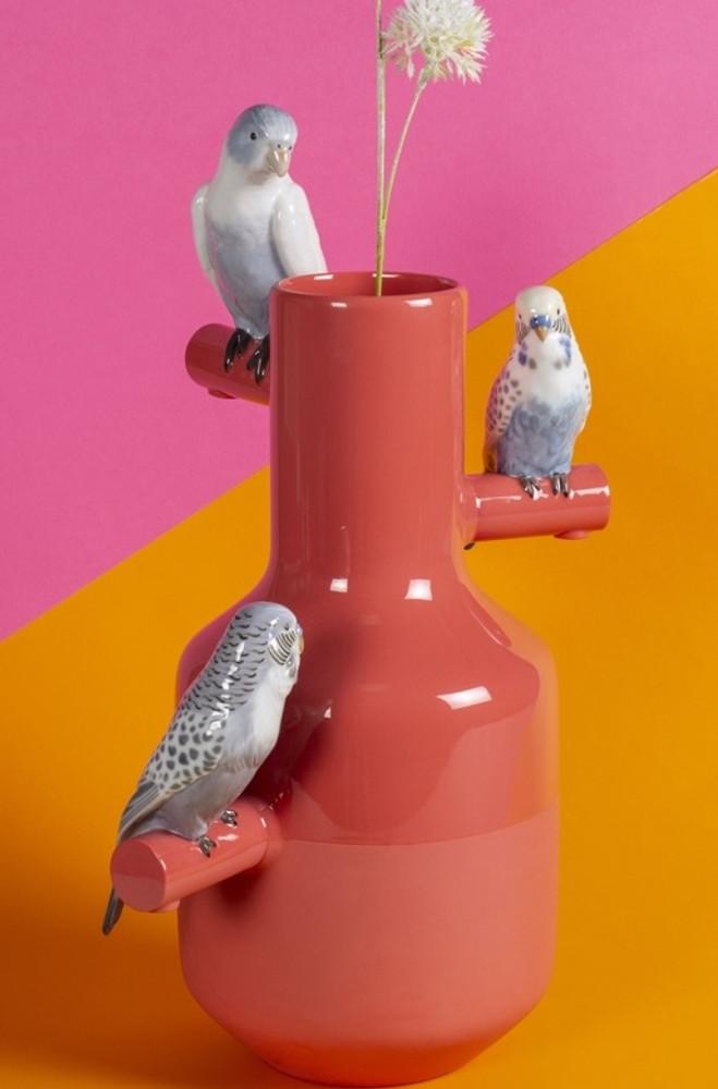 Parrot Parade Porcelain Figurine | Lladro | LLA01007846