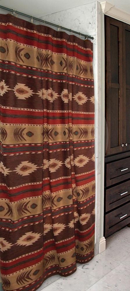 Cimarron Shower Curtain | Carstens  | JB1703 -2