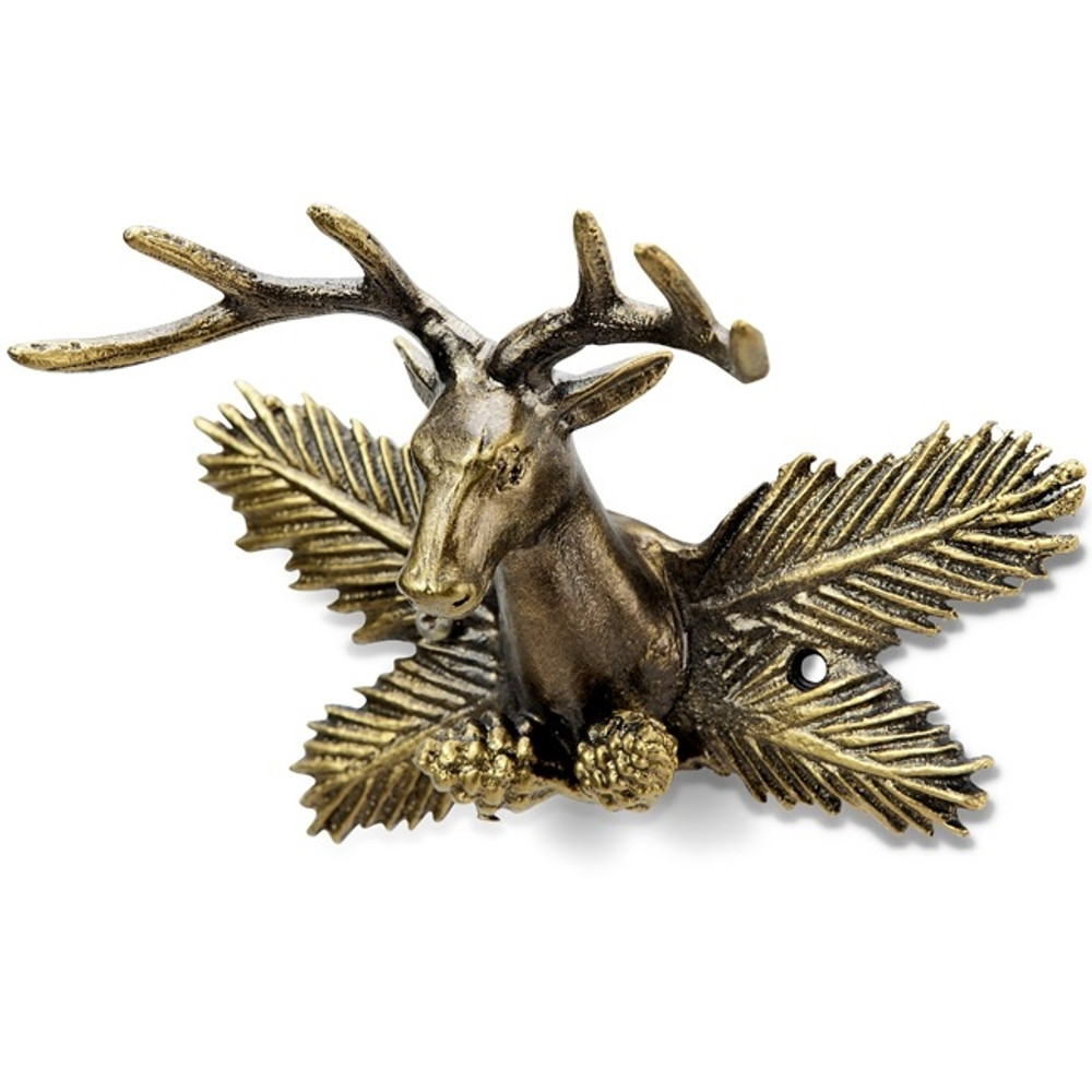 Deer Wall Coat Hook | 34246 | SPI Home