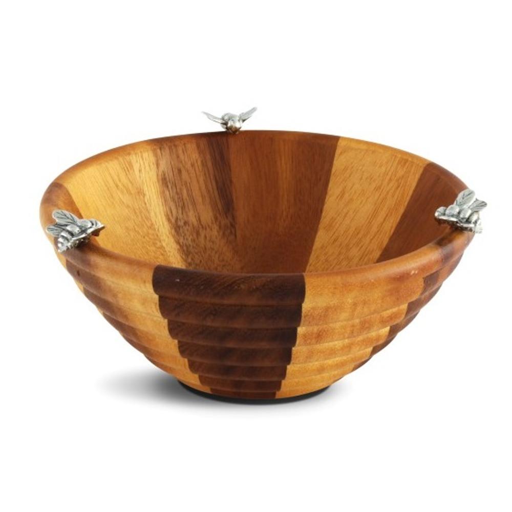 Bee Salad Bowl | Vagabond House | N220BS-2