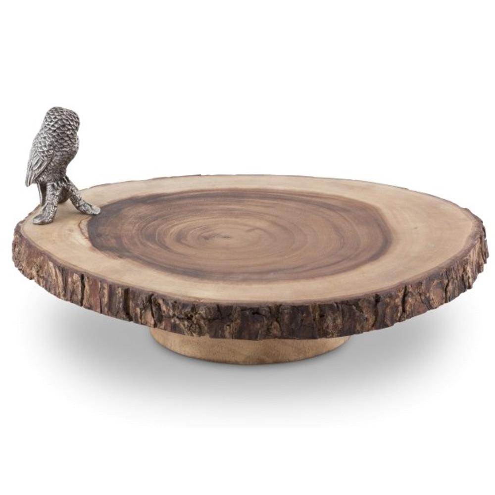Owl Cheese Board | Vagabond House | G275OW-2