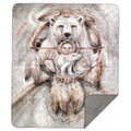 Spirit Bear Throw Blanket | Denali | 16119172