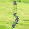 Sea Turtle Explorers Wind Chime | 50850 | SPI Home