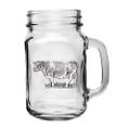 Cow Mason Jar Set of 2   Heritage Pewter   HPIMJM3790