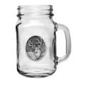 Mule Deer Mason Jar Mug Set of 2 | Heritage Pewter | HPIMJM210