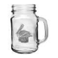 Pelican Mason Jar Mug Set of 2   Heritage Pewter   HPIMJM3320