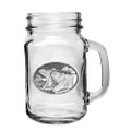 Polar Bear Mason Jar Mug Set of 2 | Heritage Pewter | HPIMJM112