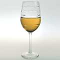 Fish 12 oz White Wine Glass Set of 4 | Rolf Glass | 600420-2