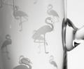 "Flamingo Glass Pitcher ""Flock of Flamingos""  | Rolf Glass | 339719"