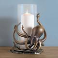 Octopus Hurricane Candle Holder | 34632 | SPI Home