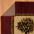 Bear Area Rug Lodge Mosaic | United Weavers | UW750-05775