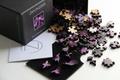 Summer Hummingbird Artisanal Wooden Jigsaw Puzzle | Zen Art & Design | ZADSUMHUMMINGBIRD