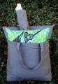"Sandpiper Hammock Chair Swing ""Chocolate""| Magnolia Casual | CHSWSB-3"