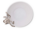 Octopus Stoneware Serving Bowl | Vagabond House | O311OL
