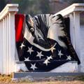 Eagle Micro Plush Throw Blanket   Denali   16154172
