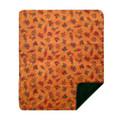 Falling Leaves Micro Plush Throw Blanket | Denali | 16191372 -2