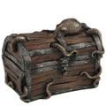 Octopus Cracked Treasure Chest Trinket Box | Unicorn Studios | WU76943A4