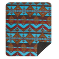Native Journey Micro Plush Throw Blanket   Denali   DHC16171872 -2