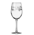 Icy Pine White Wine Glass Set of 4 | Rolf Glass | 207421