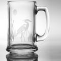 Heron Glass Beer Mug Set of 4   Rolf Glass   219080