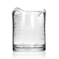Fish Engraved Glass Ice Bucket | Rolf Glass | 600192