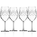 Olive Branch AP Large Wine Glass Set of 4 | Rolf Glass | 302263