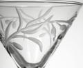 Olive Branch Martini Glass Set of 4 | Rolf Glass | 302133