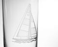 Sailboat Iced Tea Glass Set of 4   Rolf Glass   222011