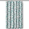 Shell Shower Curtain Nassau   Island Girl Home   SC31 -2