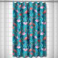 Flamingo Love Shower Curtain | Island Girl Home | SC72