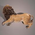 Lion Bronze Sculpture | Barry Stein | BBSTHELION-4