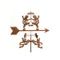 Dancing Frog Weathervane | EZ Vane | ezvdancingfrog
