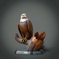"Eagle Bronze Sculpture ""Pride of America"" | Barry Stein | BBSPRIDEOFAMERICA-2"