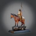 "Native American Bronze Sculpture ""Majestic"" | Barry Stein | BBSMAJESTIC-2"