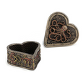 Octopus Steampunk Heart Trinket Box | Unicorn Studio | WU77295A4 -2