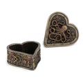 Octopus Steampunk Heart Trinket Box   Unicorn Studio   WU77295A4 -2