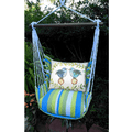 "Blue Bird Hammock Chair Swing ""Beach Boulevard"" 