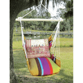 "Bird Hammock Chair Swing ""Cafe Soleil"" 