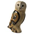 Barn Owl Ceramic Figurine | De Rosa | Rinconada | 463 -2
