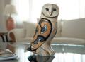 Barn Owl Ceramic Figurine   De Rosa   Rinconada   463 -3