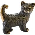 Abanico Cat Family Figurine Set of 2 | De Rosa | Rinconada F213-F413 -2