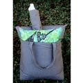 "Bird on Branch Hammock Chair Swing ""Chocolate"" | Magnolia Casual | CHTC603-SP2"