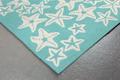 Starfish Aqua Area Rug   Trans Ocean   CAP46166704